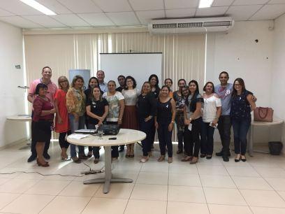 Palestra sobre Saúde Mental no IBAMA
